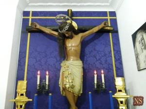 Actual Santo Crucifijo de San Agustín | Carlos Iglesia