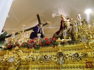 Tres Caidas Esperanza de Triana Carlos Iglesia