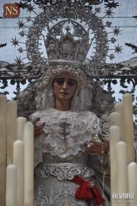 Virgen de la Paz, Extraordinaria 14|Álvaro Aguilar