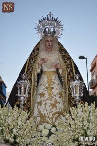 Virgen de los Dolores del Cerro | Álvaro Aguilar