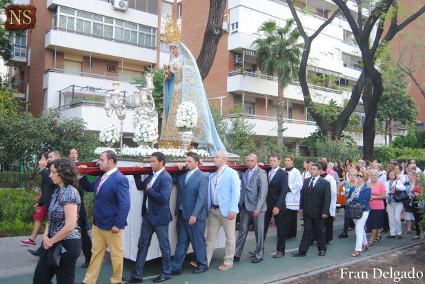 Virgen de Consolación. Rosario de la Aurora 14|Francisco Delgado
