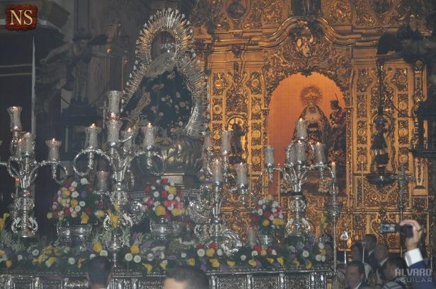 Virgen de la Cabeza. Salida 14| Álvaro Aguilar