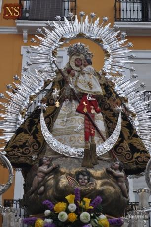 Virgen de la Cabeza./ Álvaro Aguilar