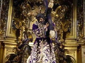 Pasion tunica acanto Carlos Iglesia