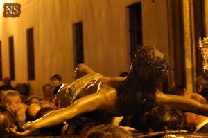 Via-Crucis Cristo de Burgos | Foto: Tomás Quifes