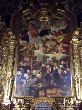 transito san isidoro, iglesia
