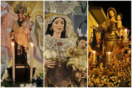 Carmen Su Eminencia, Santa Teresa y Polígono San Pablo