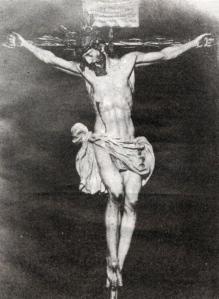Antiguo Crucificado de la Salud de San Bernardo