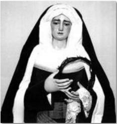 Antigua Virgen de la O