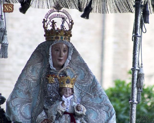 Sigue en directo la procesión de la virgen de los Reyes en De Nazaret a Sevilla