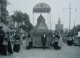 virgen reyes 1929 ABC