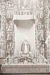 Coronación Canónica Amargura de Sevilla. Foto-Web Galeon