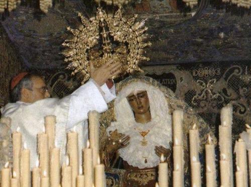 Coronación Canónica Angustias de los Gitanos