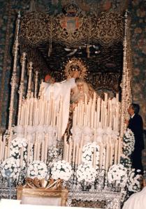 Coronación Canónica Encarnación de San Benito. Foto-Web de la Hdad