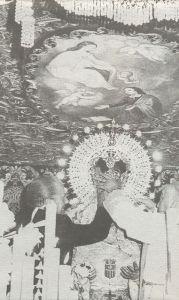 Coronación Canónica Mercedes de Santa Genoveva. Foto-Galeón