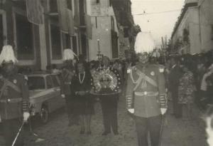 Coronación Canónica Mercedes de Santa Genoveva. Foto-Web de la Hermandad