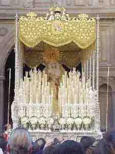 Coronación Canónica Rosario de Monte-sión. Regreso de la coronación. Foto-Galeón
