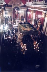 Coronación Canónica Virgen de la Estrella en Monstserrat 1999. Foto-Oclise