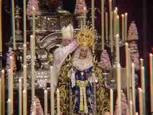 Coronación Canónica Virgen del Valle. Foto-Galeón