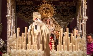 Coronación Dolores de Camas 2013. Foto-El Correo de Andalucia