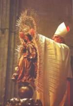 Coronación Pura y Limpia Postigo 2000. Foto-ABC