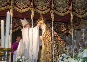 Coronación Virgen de Regla 2010. Foto-ABC