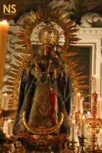 Virgen de la Luz | Miguel Ángel Badía