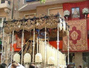 Traslado Coronación Virgen de la Palma, Buen Fin 2005. Foto-Rafaes