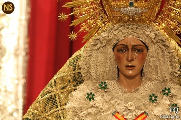Esperanza Macarena. Besamanos 2015. Tomás Quifes (4)