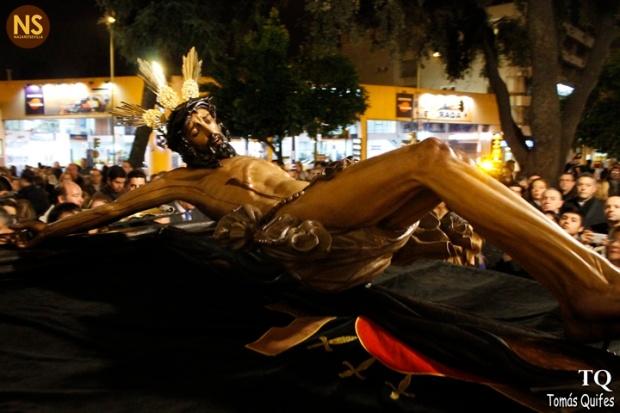 Buena Muerte de La Hiniesta. Víacrucis 2016 | Tomás Quifes