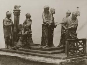 MIsterio proyectado en San Benito por Castillo Lastrucci   Archivo