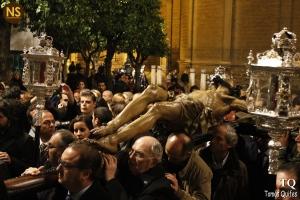 Cristo de las Misericordias Santa Cruz | Tomás Quifes
