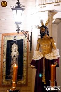 Jesús Despojado. Viacrucis 2016 | Tomás Quifes