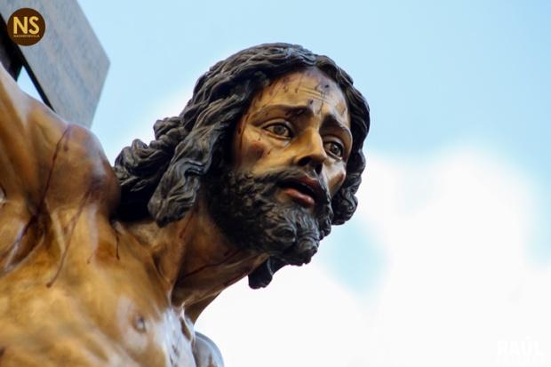 Cristo de la Sed. Miércoles Santo 2016. Raúl Pajares (1)