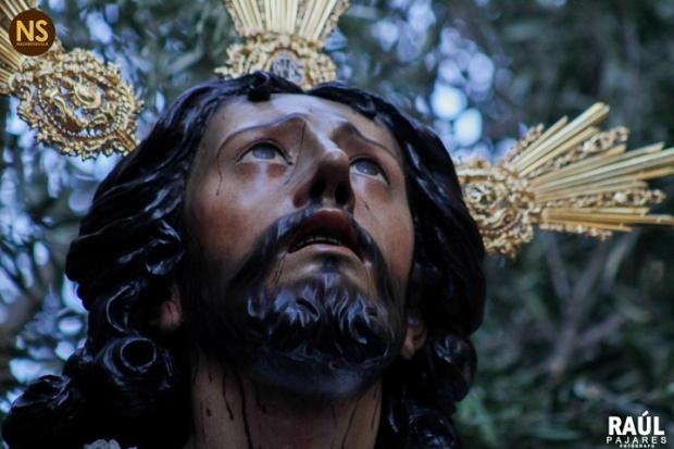 Oración en el Huerto de Monte-sión. Jueves Santo 2016. Raúl Pajares (2)