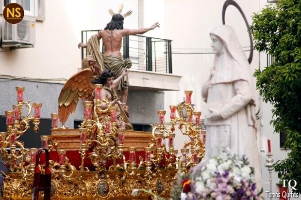 Resucitado, La Resurrección. Domingo de Resureección 2016. Tomás Quifes (1)