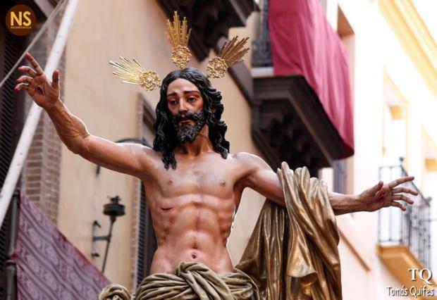 Resucitado, La Resurrección. Domingo de Resureección 2016. Tomás Quifes (2)