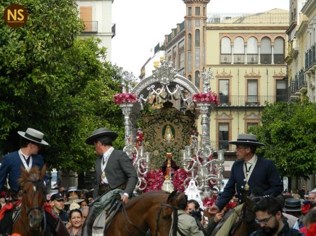 Rocío de Sevilla | Carlos Iglesia