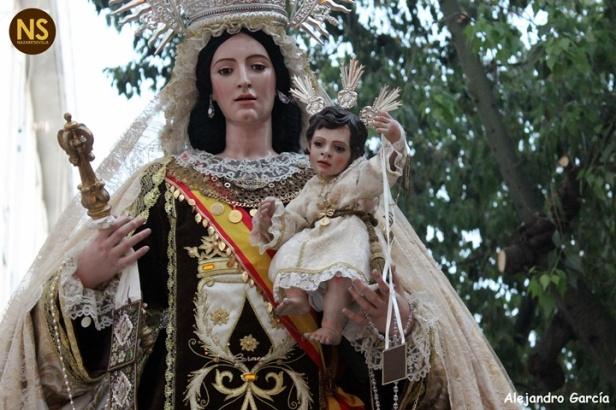 Carmen de San Pablo. Procesión 2016 | Alejandro García