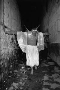 L'empalé, Valverde de la Vera, Espagne, 1979