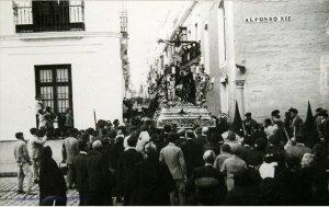 Paso 'de las tinajas' del Calvario con Santa María Magdalena