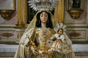 Virgen de la Merced. Archivo