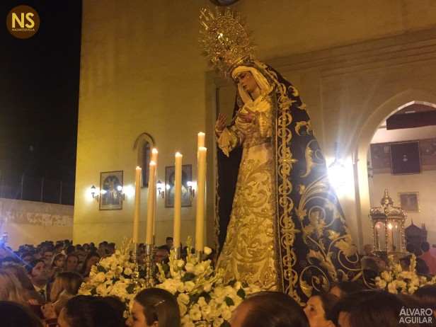 Virgen de las Angustias | Álvaro Aguilar
