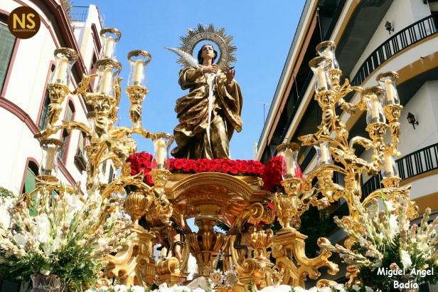 Santa Lucía. Procesión 2016 | Miguel Ángel Badía