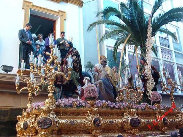 Borriquita Santo Entierro Magno | F.G. San Miguel