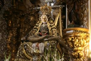 Virgen de las Angustias de Granada | Archivo