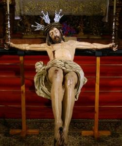Cristo de los Desamparados del Santo Ángel | Blog ¡A ésta es!