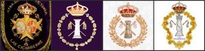 Evolución escudo BCT Ntra Sra de la Victoria | Banda