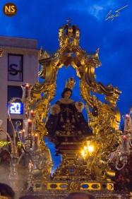 Niño Jesús de Praga. Procesión 2017 | José Carlos B. Casquet