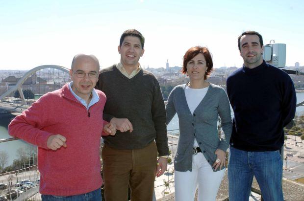 El Llamador con Fran López de Paz, José Manuel de la Linde, Charo Padilla y Antonio Cattoni | Más Jerez